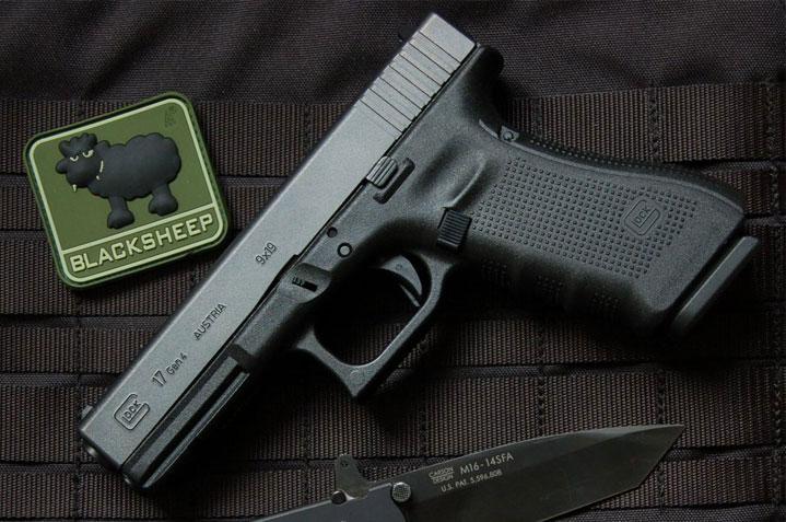 Glock 17 IV
