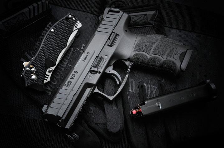 H&K SFP-9